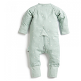 ergoPouch | Long Sleeve Layers Sleep Suit 0.2 tog - Quill