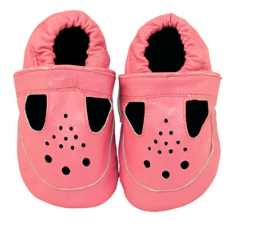 Cheeky Little Soles | Perfect Pink Baby Sandals