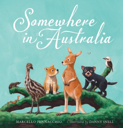 Scholastic | Somewhere in Australia