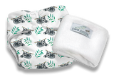 Pea Pods Reusable Nappies - One size fits all