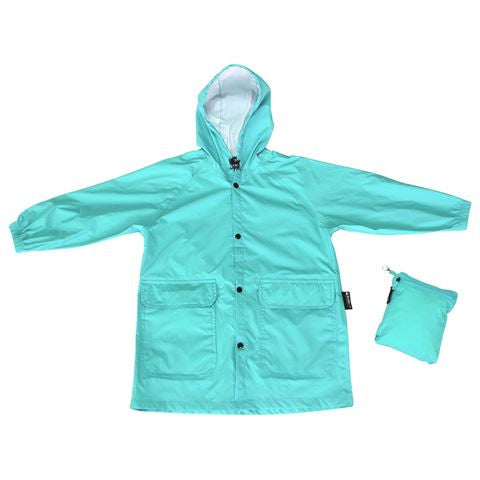 SPLASHitToMe Raincoats - Aqua