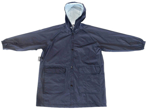 Splash it to Me Raincoat.   Navy