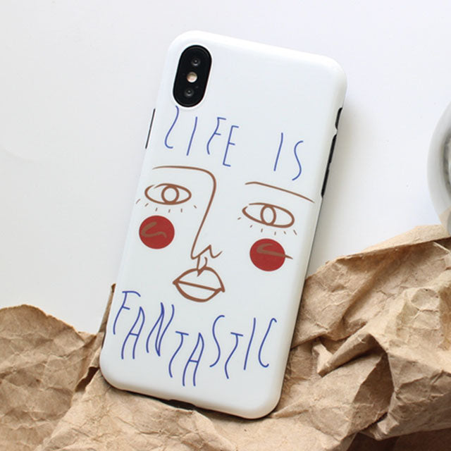 Fantastik iPhone Case