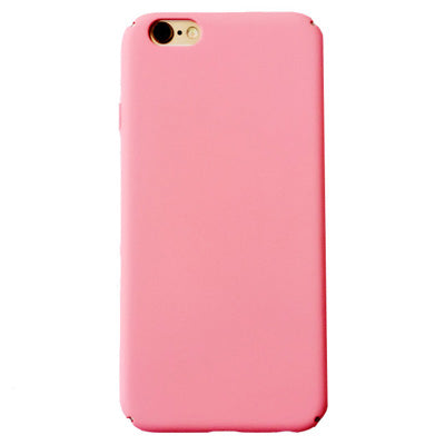 SOLID PINK iPhone Case