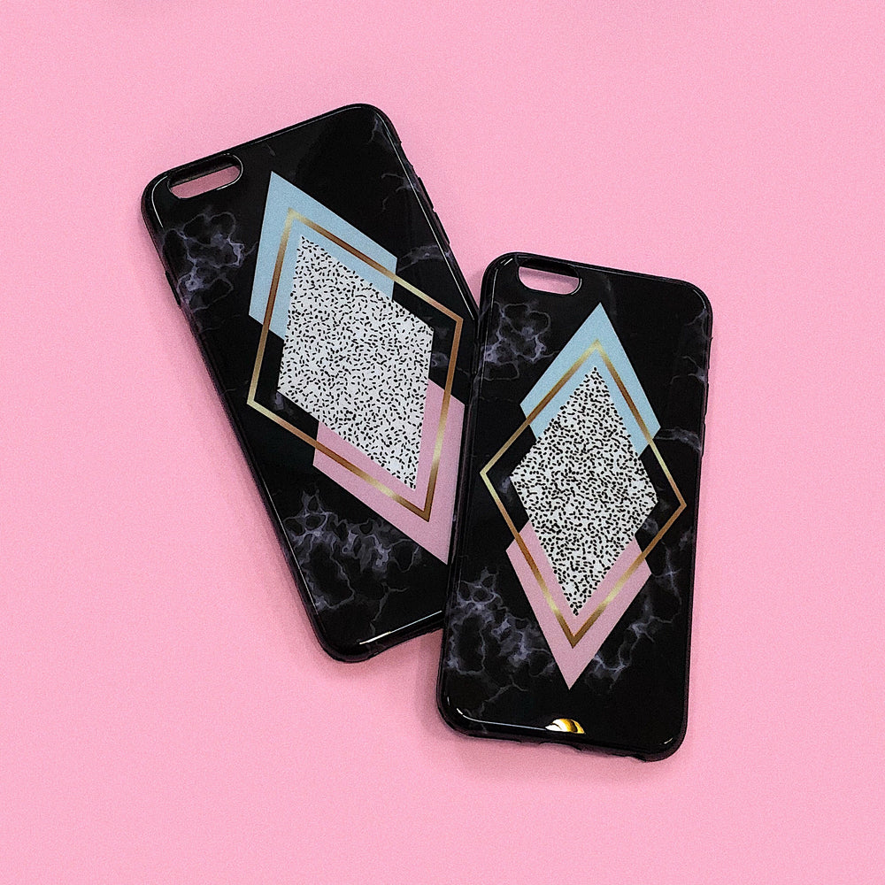 ROMBO Marble iPhone Case