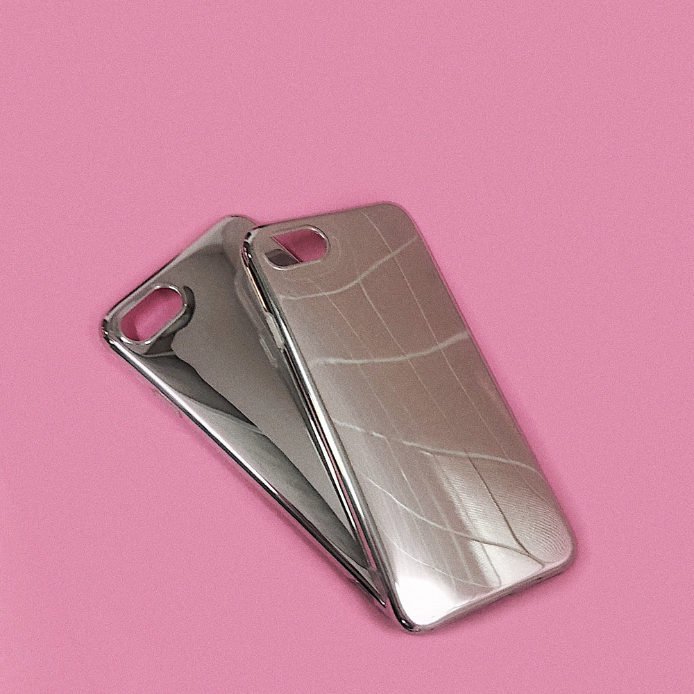 silver miralle iPhone Case