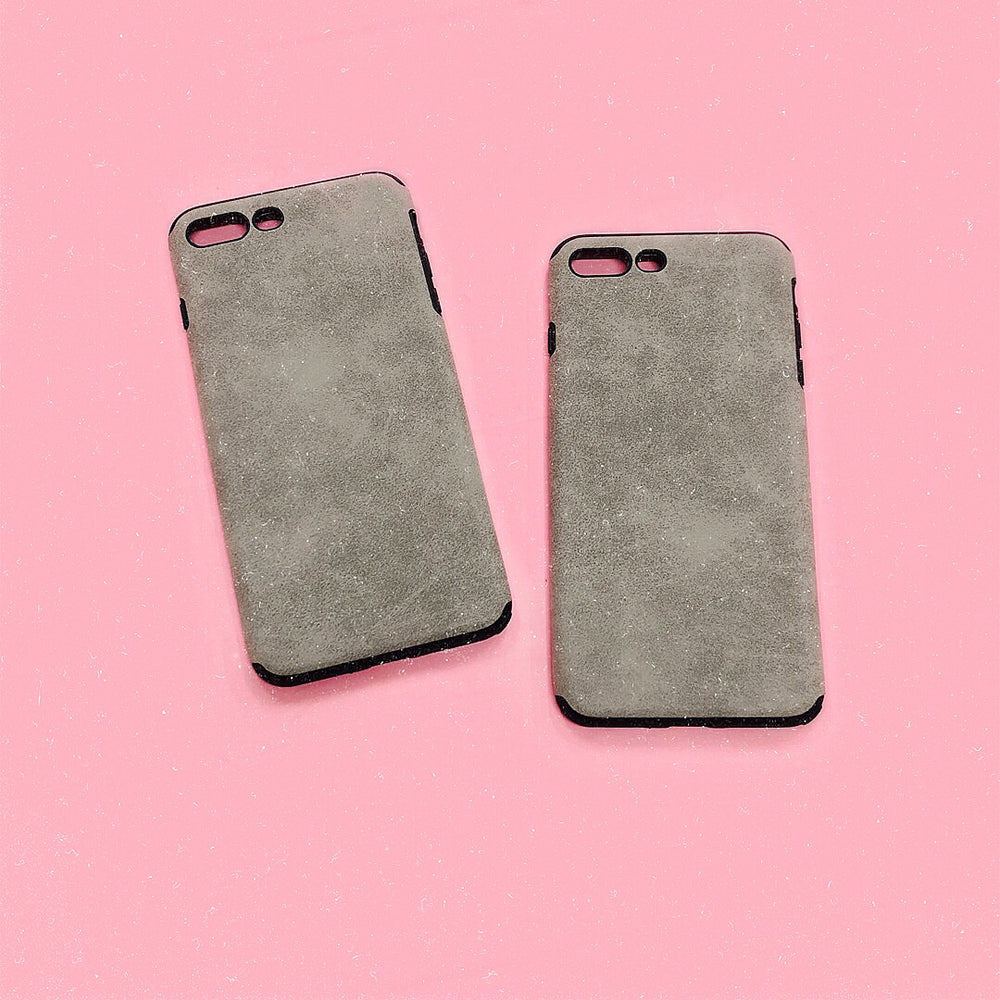 SUAVE GRAY iPhone Case