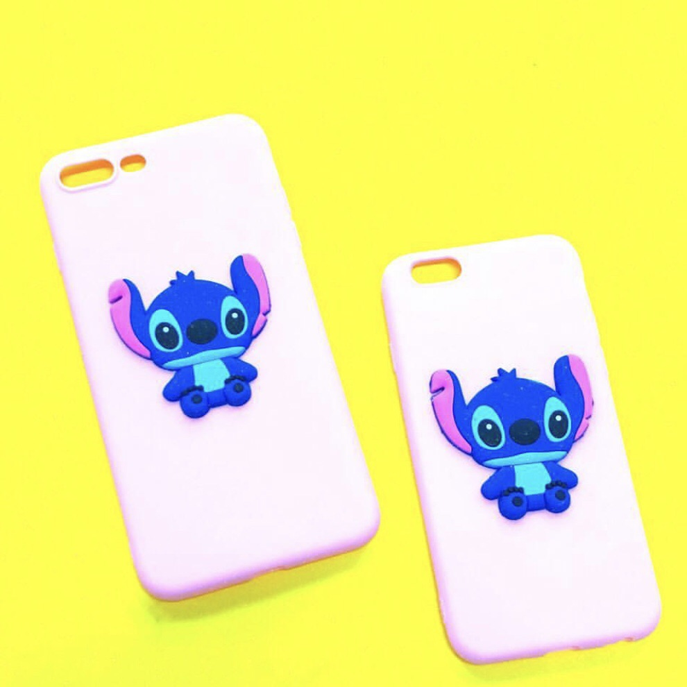 PINK STITCH iPhone Case