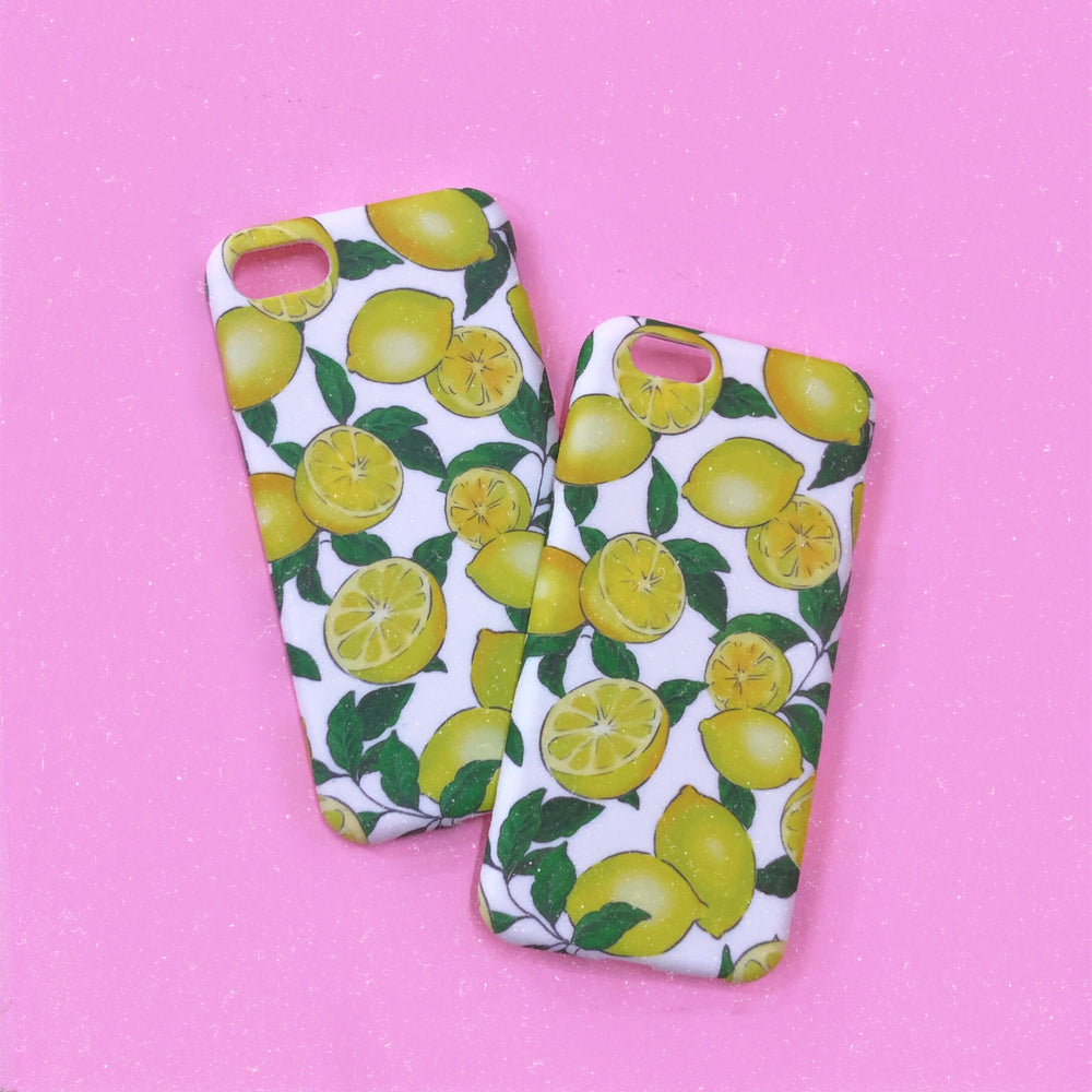 LEMON LEMON iPhone Case