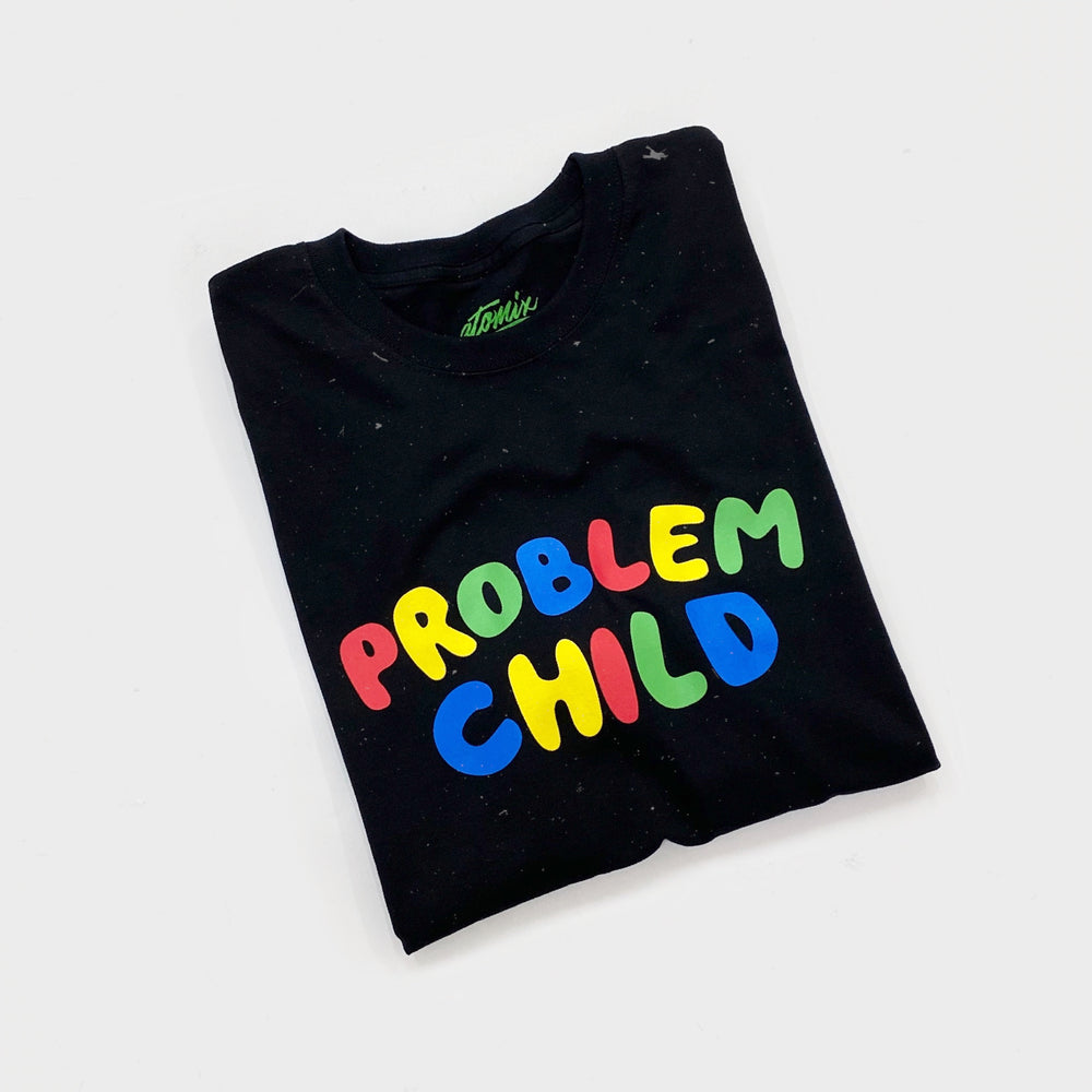 PROBLEM CHILD Atomix T-shirt
