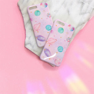 GIRLY GALAXY iPhone Case