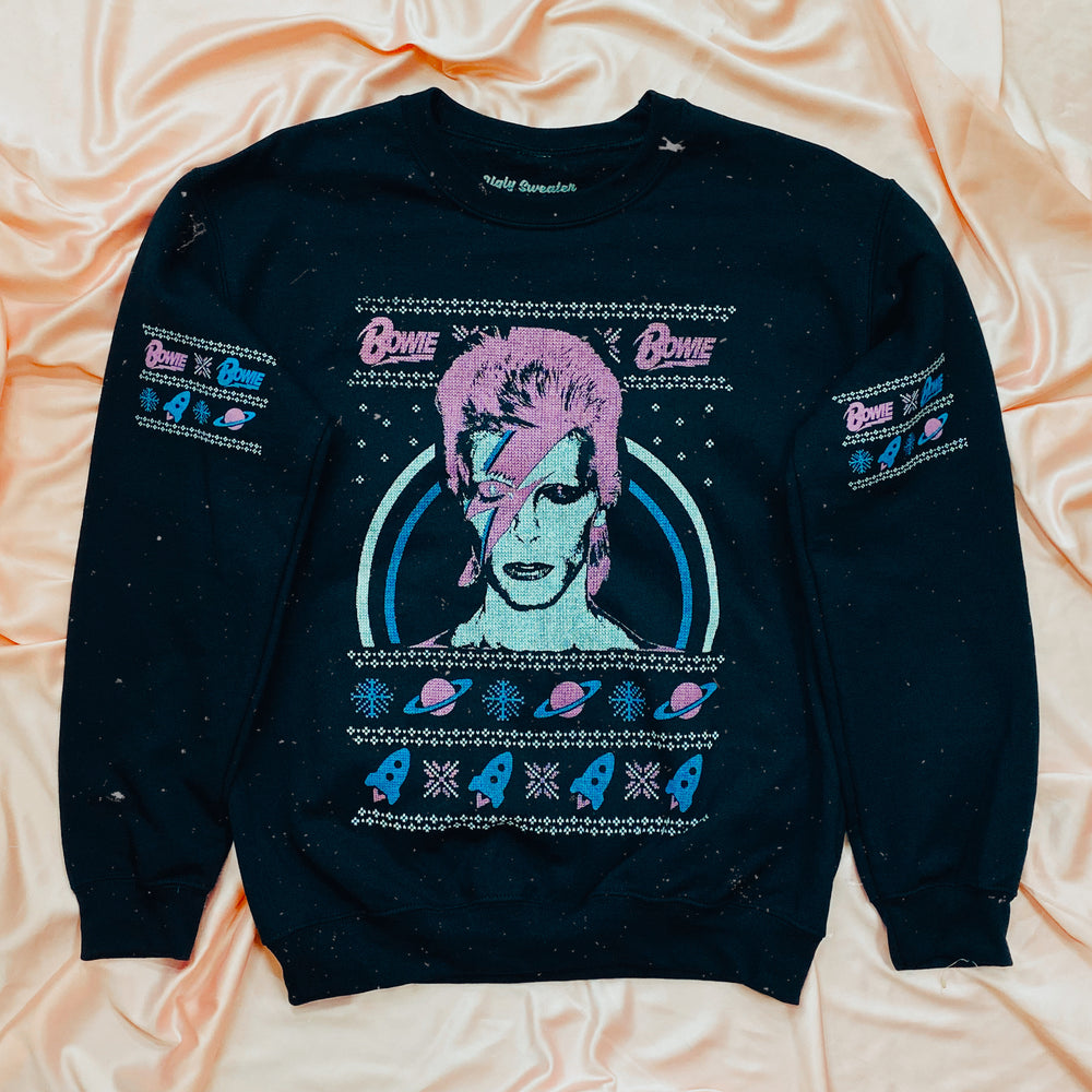 BOWIE Christmas Sweater