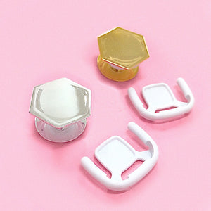 Hexagonal Pop Socket with Holder