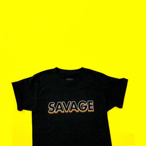 SAVAGE Atomix T-shirt
