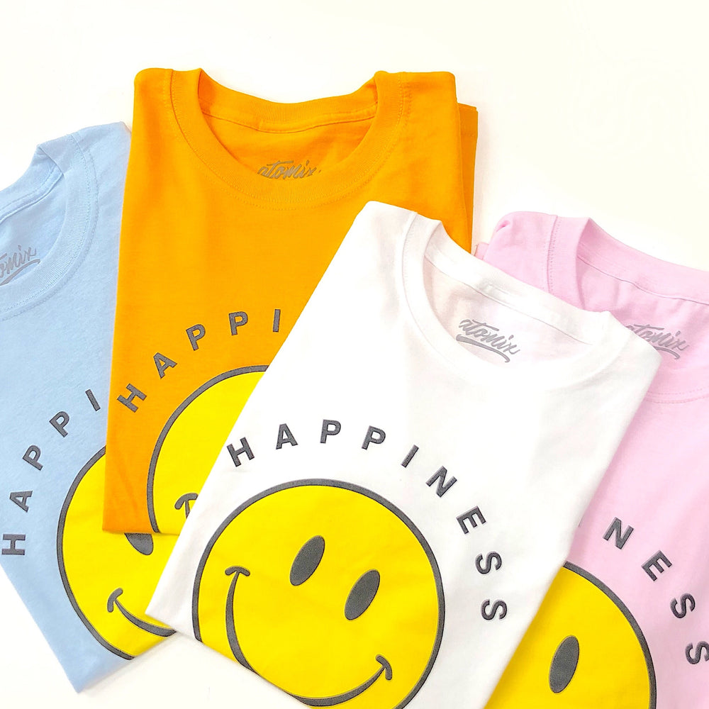HAPPINESS Atomix T-shirt