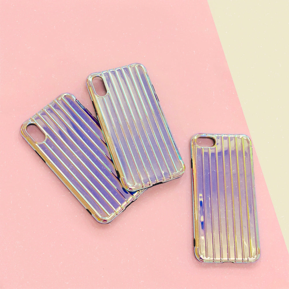 IRIDESCENT GRILL iPhone Case