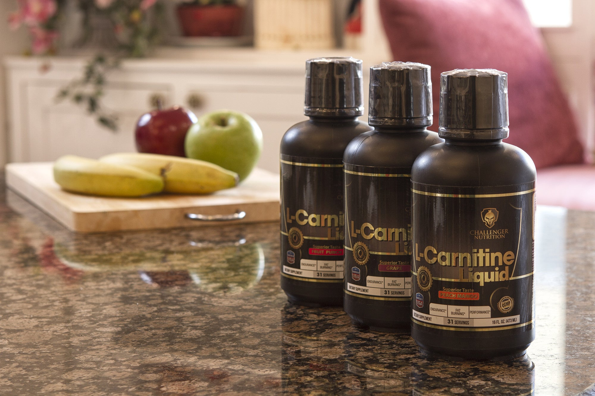 The Benefits of Supplementing Your Diet with L-Carnitine