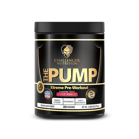 The Pump Extreme Pre-workout