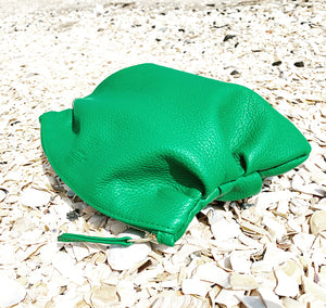 The Puff Clutch in Lawn