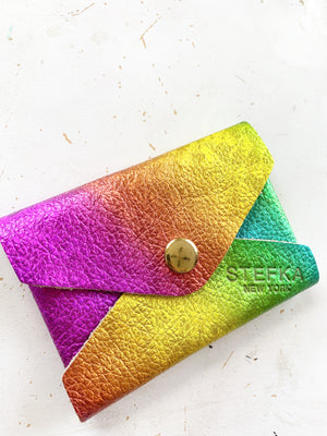 The Stefka Envelope Card Wallet