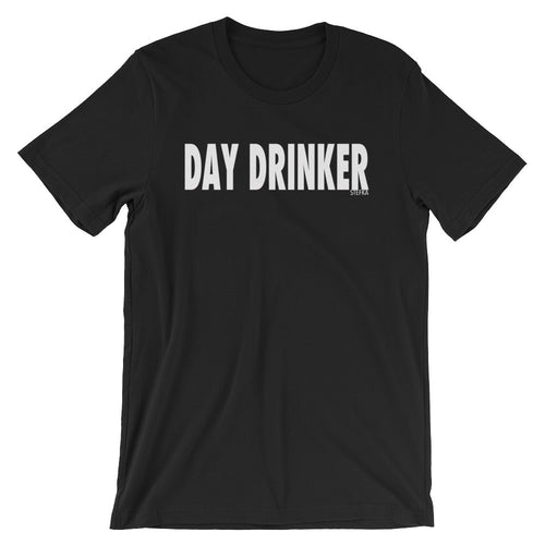 Day Drinker Unisex short sleeve t-shirt