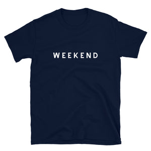 W E E K E N D Short-Sleeve T-Shirt
