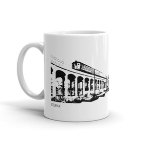 Rockaway Beach Double Vision El mug