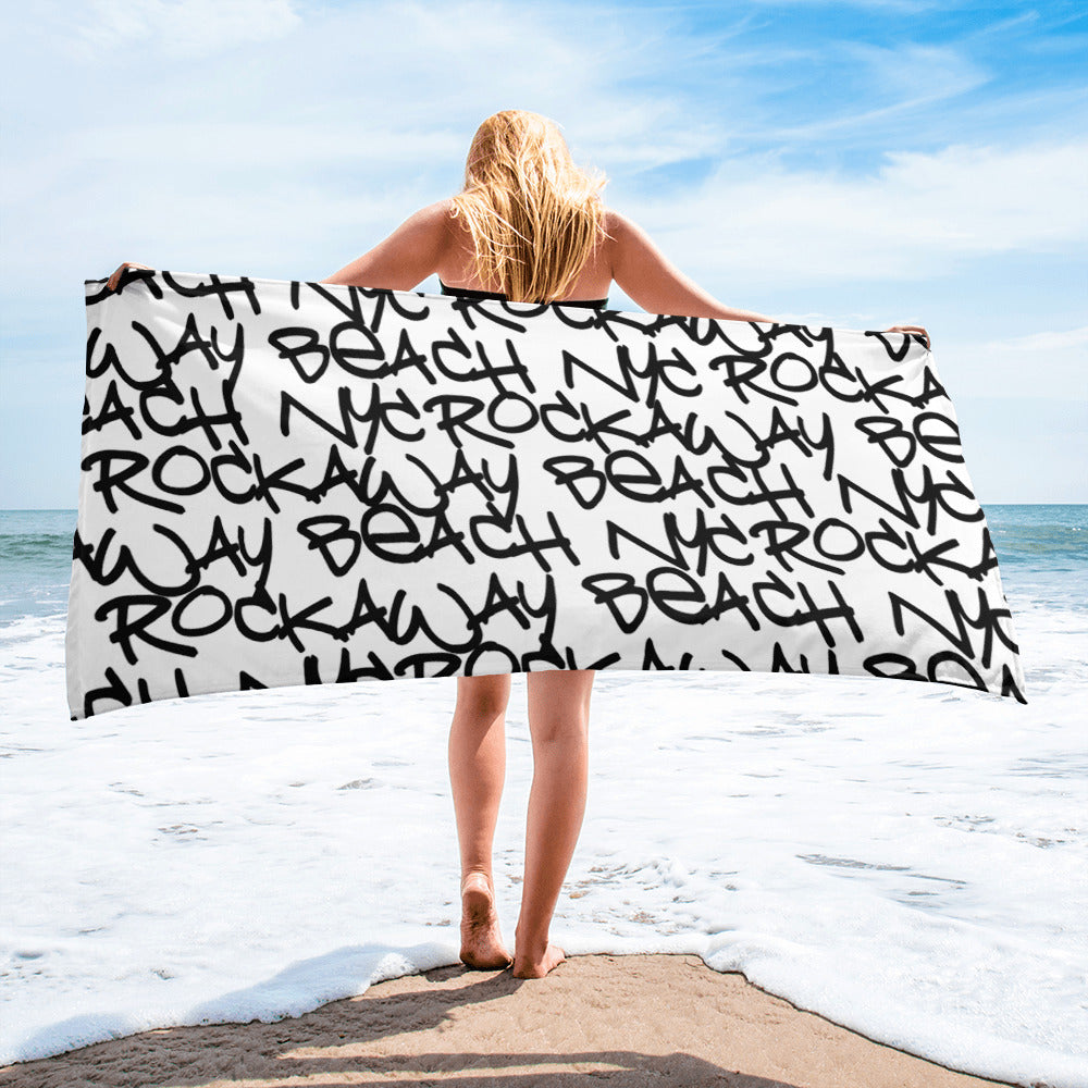 Rockaway Beach NYC Towel