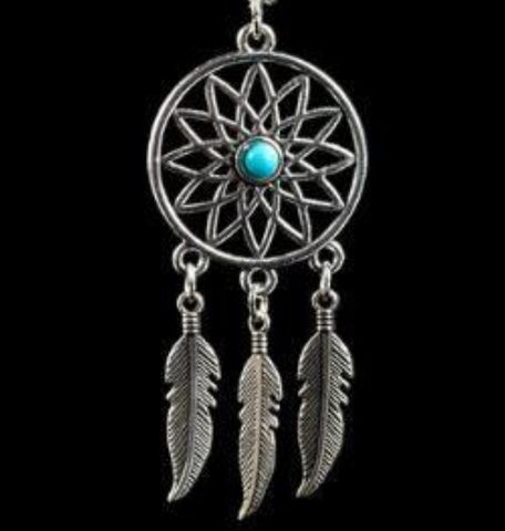 W Pendentif Dream Catcher