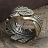 Bague Indian Feather