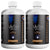 Vetro Power Pre-Cleaner 1 Litre - 99.99% Isopropyl Alcohol (pack of 2, 2 Litres)