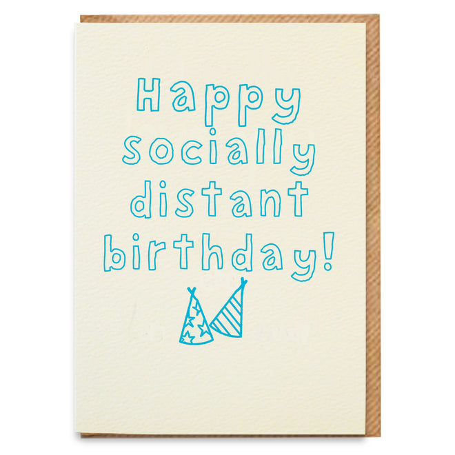 Social distancing cards - spread cheer amongst the madness!