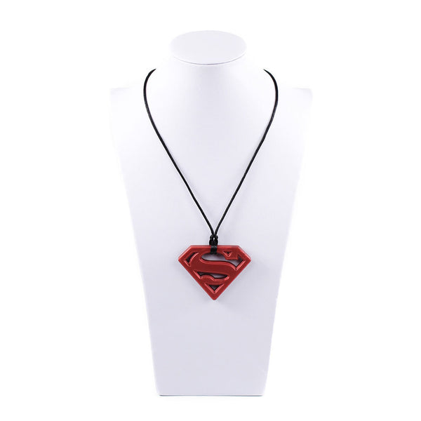 Superman Teething Necklace - DC Comics