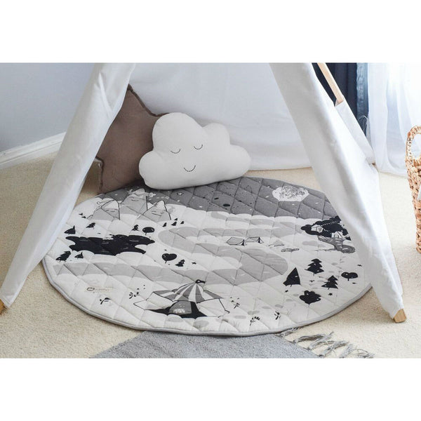 Kippins - Cotton Play Mat Night