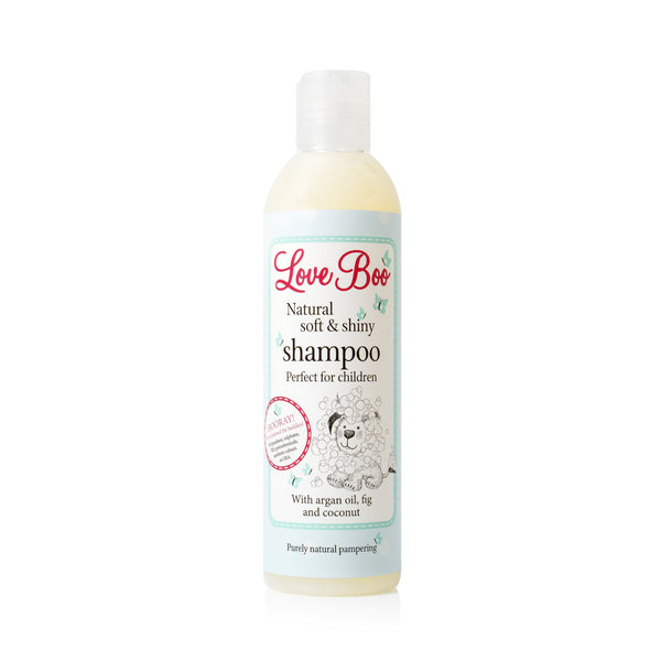 Love Boo - Natural Soft & Shiny Shampoo