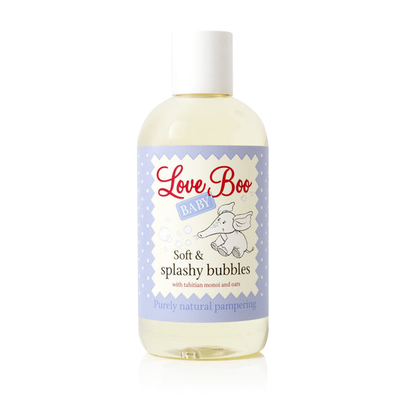 Love Boo - Soft & Splashy Bubbles