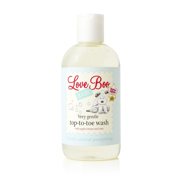 Love Boo - Very Gentle Top-to-Toe Wash