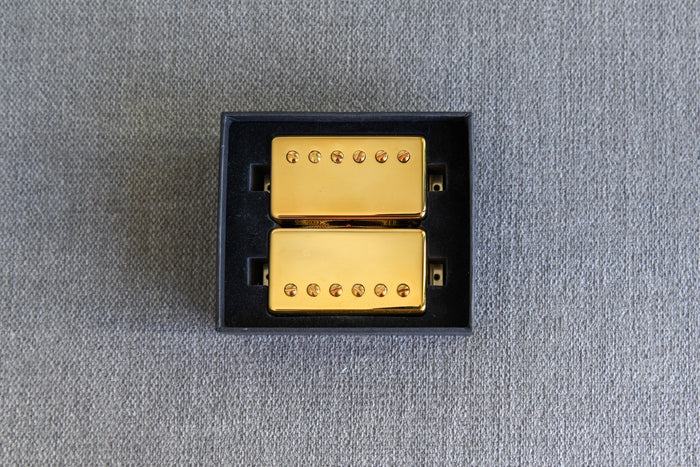 B&G Hand-Wound Humbucker Pickups Set