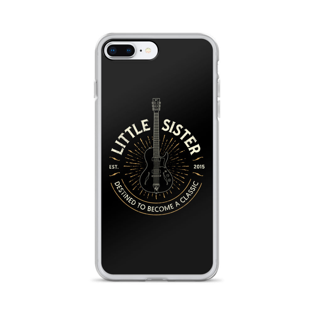 Little Sister - Destined to Become a Classic iPhone Case