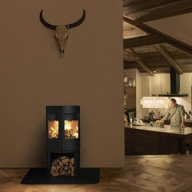 The Scandinavian Stove: Contemporary Design Meets Eco-Conscious Functionality