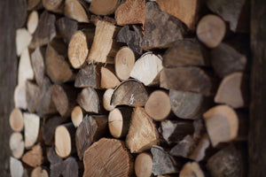 How to season wood for your wood burning stove