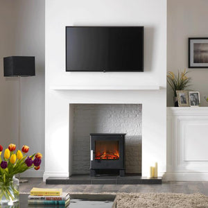 Looking for an Alternative to Wood Burning Stoves - Why not try Gas or Electric?