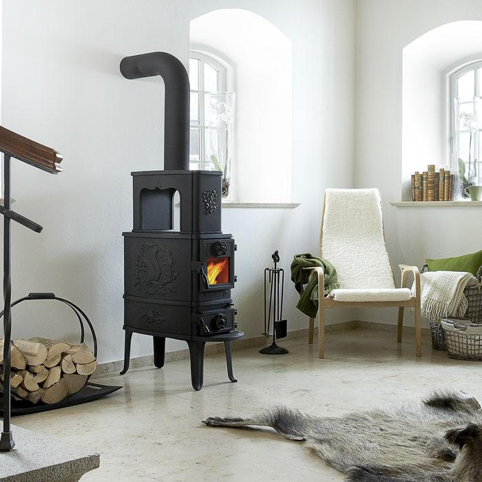 Looking for something more luxurious? Take a look at our 5 favourite top of the range stoves