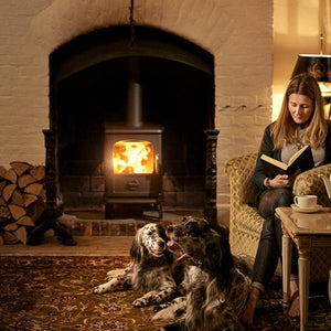 How to transform your room with a wood burning stove