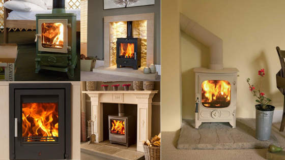The Top 5 DEFRA Approved Stoves of 2018