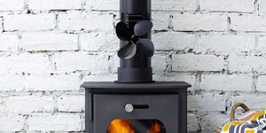 Why Stove Fans are a Key Accessory for Wood Burning Stove Owners