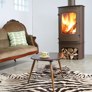 What is the difference between a wood burning stove and a multi fuel stove?