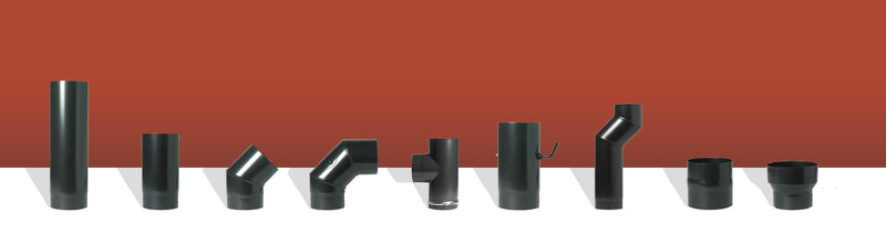 Flue Pipe & Fittings