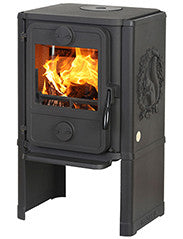 The Morso Squirrel 1442 Roayl Wood Burning Stove