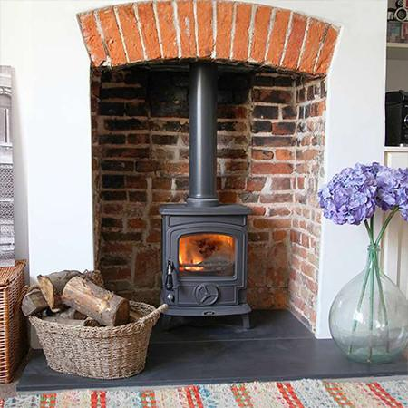 Excellent Which Is Better A Wood Burning Stove Or An Open Fire Home Interior And Landscaping Ologienasavecom